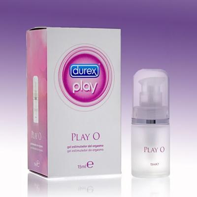 Gel kích thích nữ tăng khoái cảm Durex Play O cao cấp