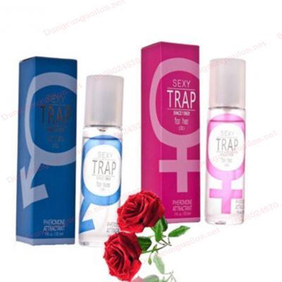 Nước hoa kích thích Nam-Nữ Trap Trap forhim