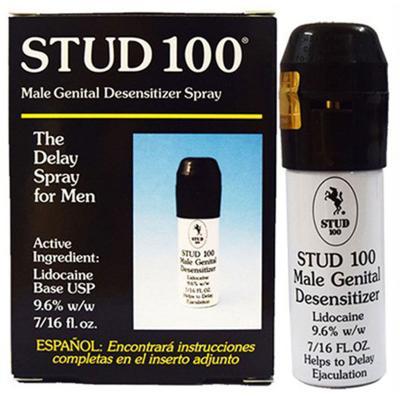 Thuốc chống xuất tinh sớm STUD 100 Thuốc chống xuất tinh sớm STUD 100