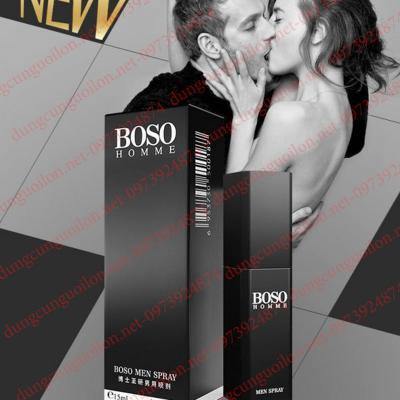 thuốc xịt kéo dài quan hệ BOSO