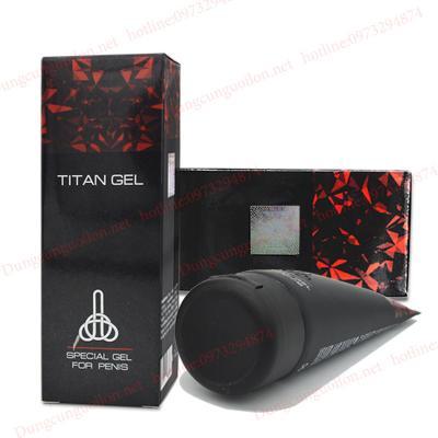 Titan gel tăng kích cở dương vật